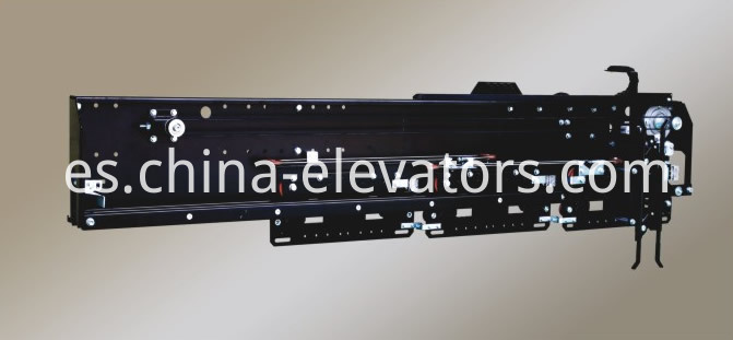 3 Panels Elevator Car Door Operators Telescopic / Side Opening